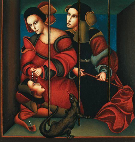 Magical realism renaissance of Carmen Aldunate
