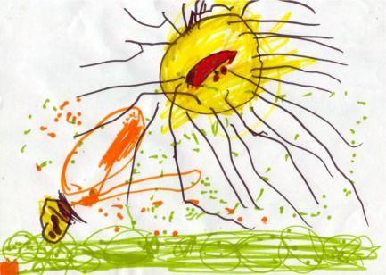 disegni natura bambini - Cerca con Google