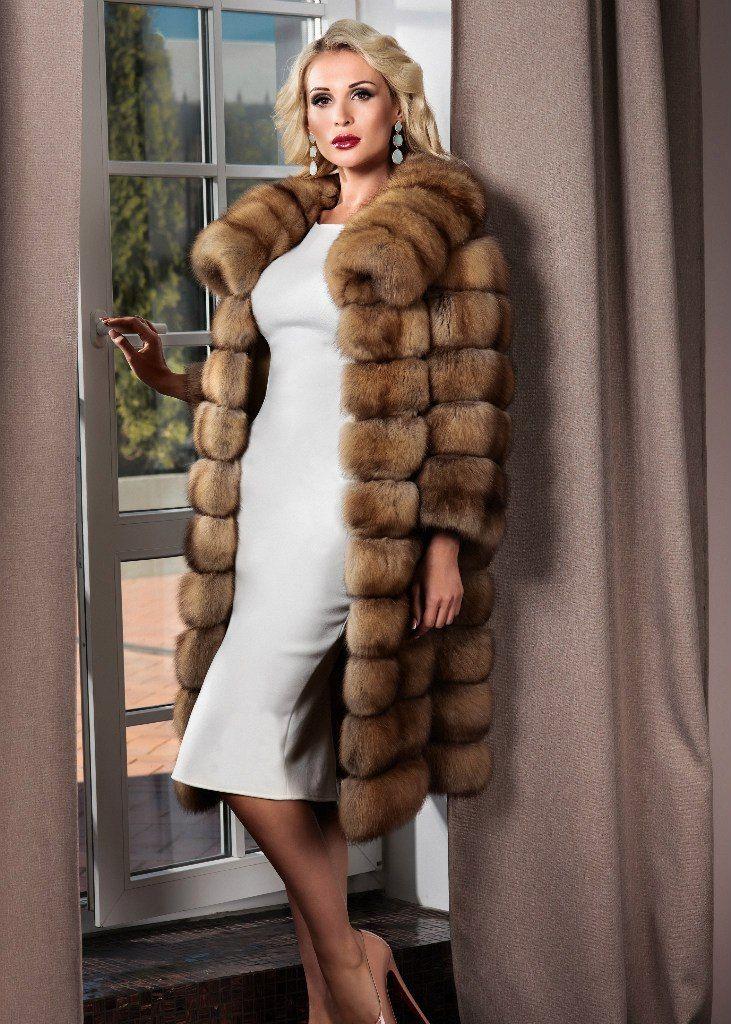 Older Women In Furs 120