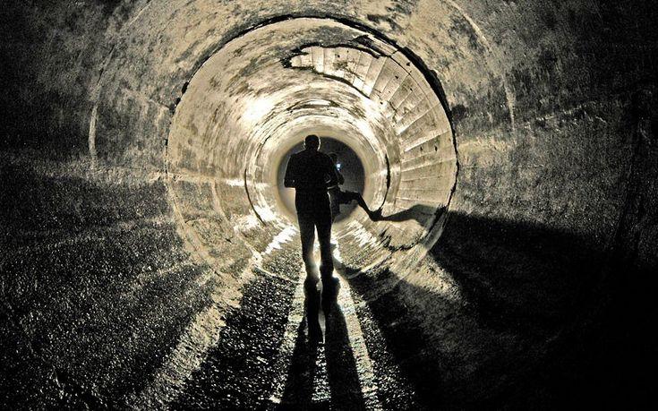 » Подземные тоннели под Лондоном и Нью-Йорком Это интересно!