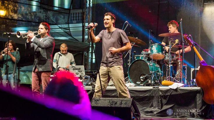 The Cat Empire a facut Timisoara sa danseze in ploaie la Jazz TM