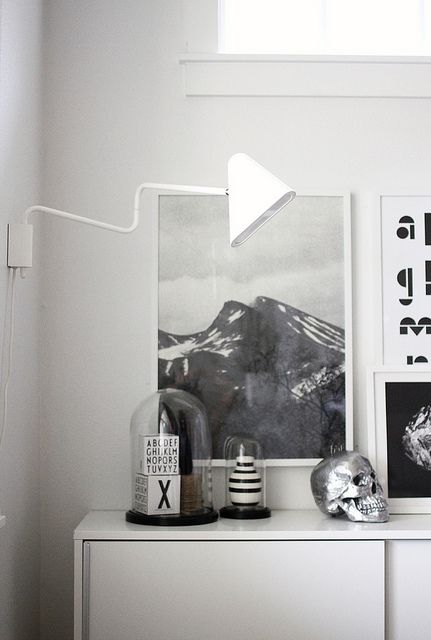 Up print from www.bodieandfou.com  Photo from A Merry MishapAmm Bedrooms, Amm Blog, Bedrooms Design, Interiors Design, Black White, Design Home, Bedrooms Decor, Merry Mishap, Cravings Lights