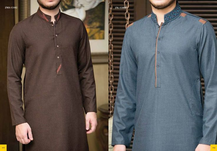 Junaid Jamshed Winter Kurta Collection 2015-16 for Men