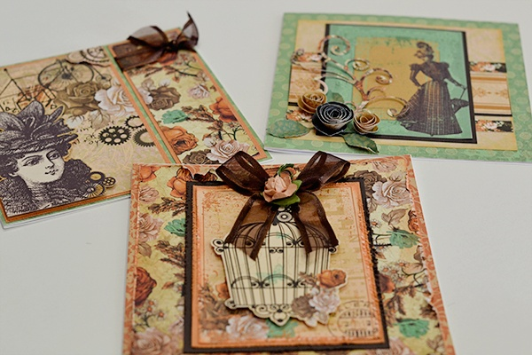 Card Making with Helen Greco - Paper Flourish
