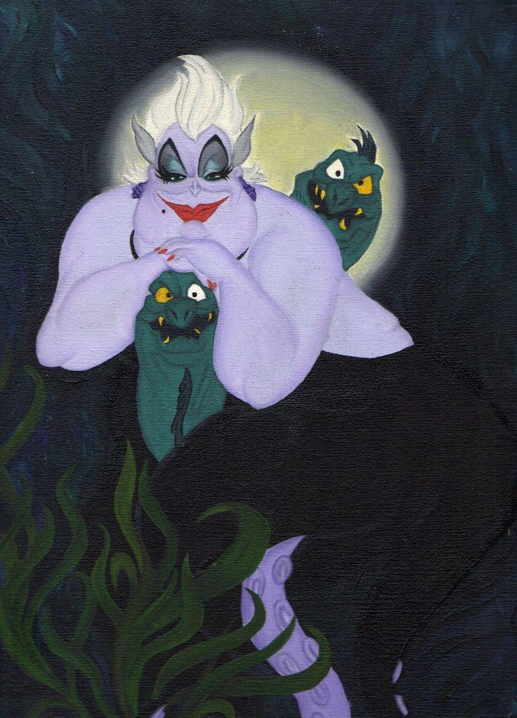Ursula By The Little Mermaid28 Deviantart Com On