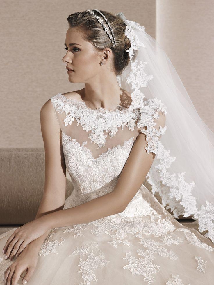 Ramira - La Sposa - Esküvői ruhák - Ananász Szalon - esküvői, menyasszonyi és alkalmi ruhaszalon Budapesten