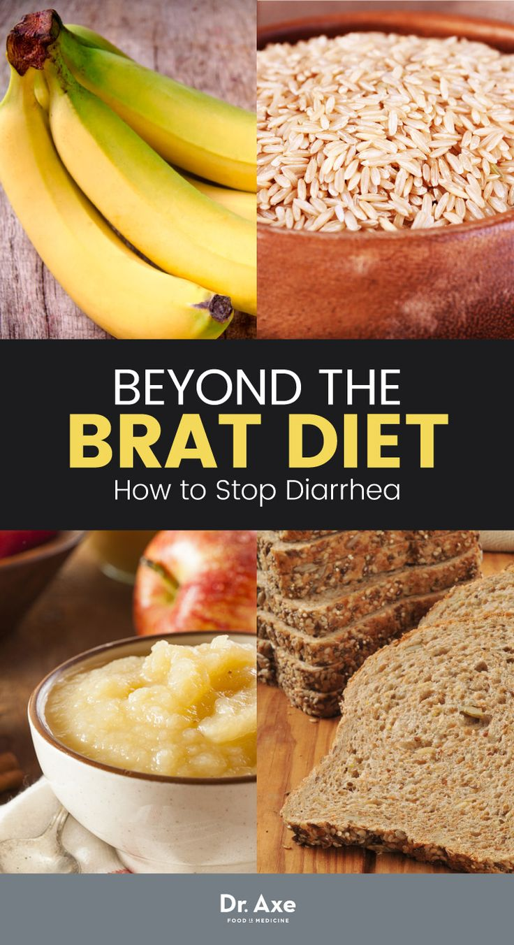 Although the BRAT diet has been viewed as the proper treatment for diarrhea for many years, it has recently been deemed too restrictive by the American Academy of Pediatrics.