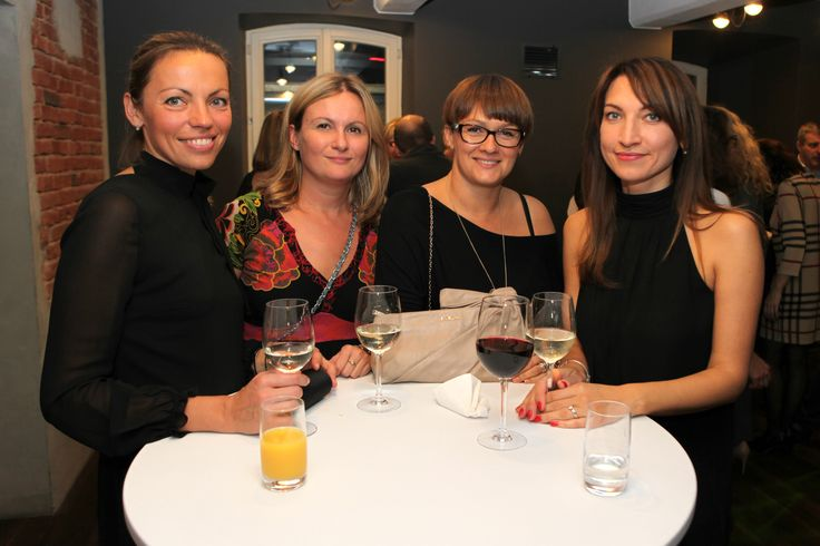 From the left: Joanna Jakubowska (ZASADA Bikes), Paulina Żurek-Macias, Monika Lesniak, Beata Cygan (Fundacja Media Klaster)