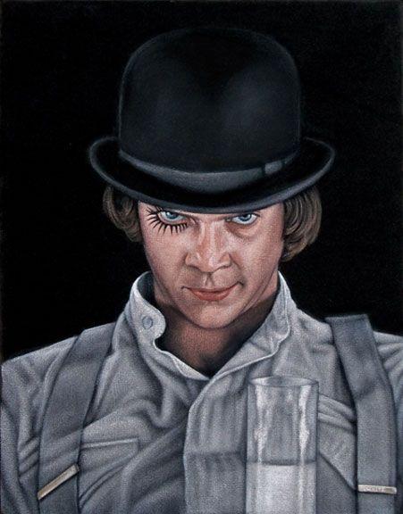 Alex - A Clockwork Orange - Bruce White