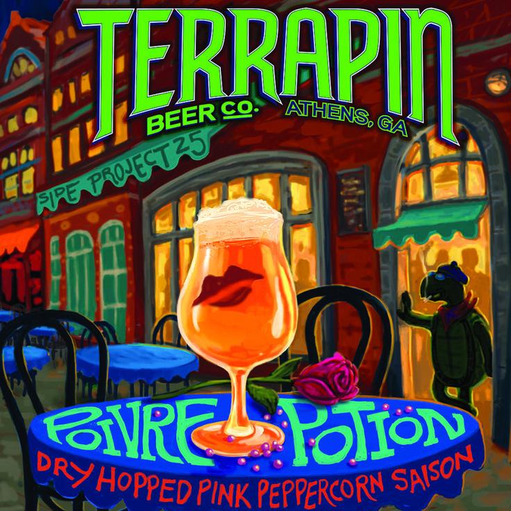 Retired Beers - Terrapin Beer Company