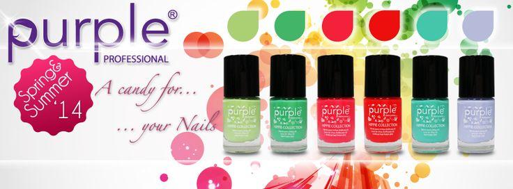 Em Contraluz: Purple - Primavera/Verão 2014