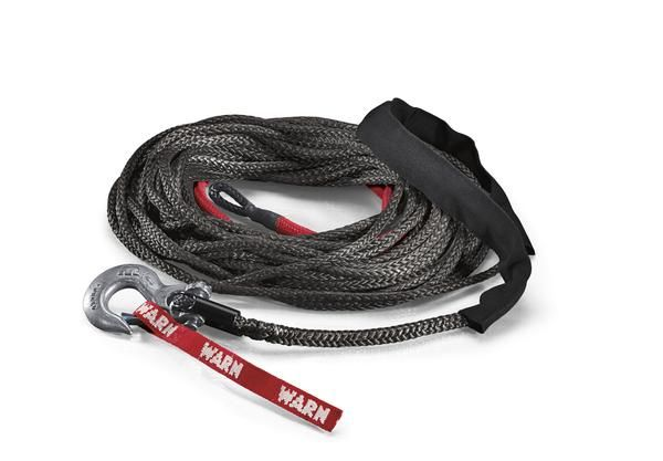Warn Spydura Synthetic Replacement Cables Synthetic Winch Rope Jeep Winch Rope