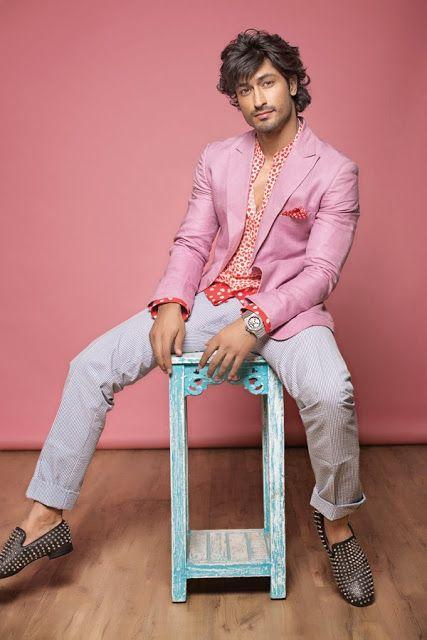 Vidyut Jamwal on cover of Cosmopolitan