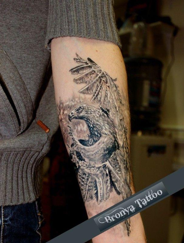 Портретные татуировки. Тату портреты - portrait tattoos | Фото тату - фотографии татуировок | Галерея работ | Студия художественной татуировки Bronya Tattoo.