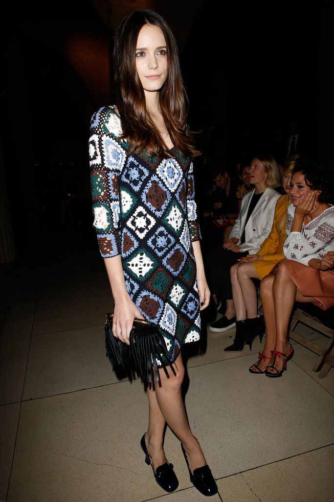 Miu Miu Spring 2015 Ready-to-Wear - Front-row - Gallery - Style.com