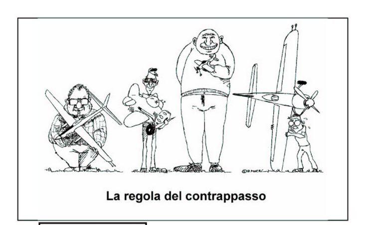 Barzellette Aeromodellistiche - Gruppo Falchi Bergamo
