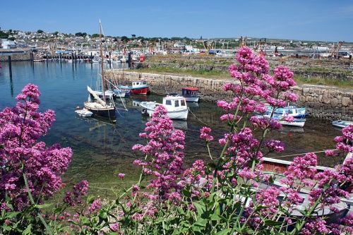 Newlyn in Cornwall