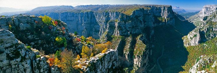Zagorochoria Greece