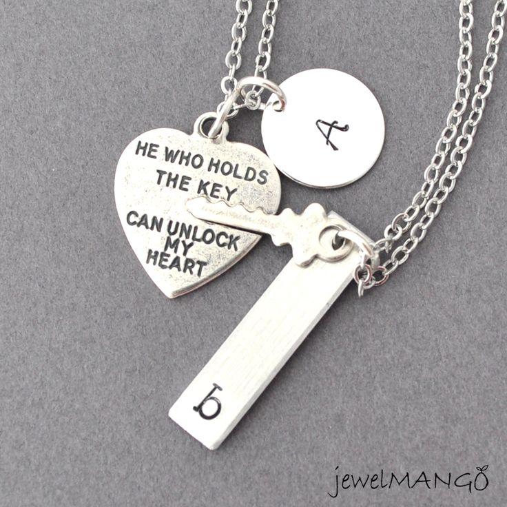 Best 25 Couple Necklaces Ideas On Pinterest Necklace
