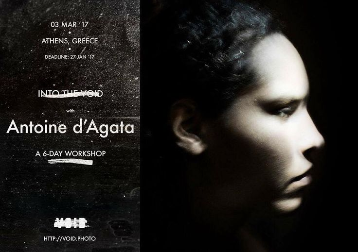 Recommended amazing workshop with Antoine D'agata 6 days start 3 mar'17 #athens #greece http://void.photo #workshop #atelier #learn #photography #art
