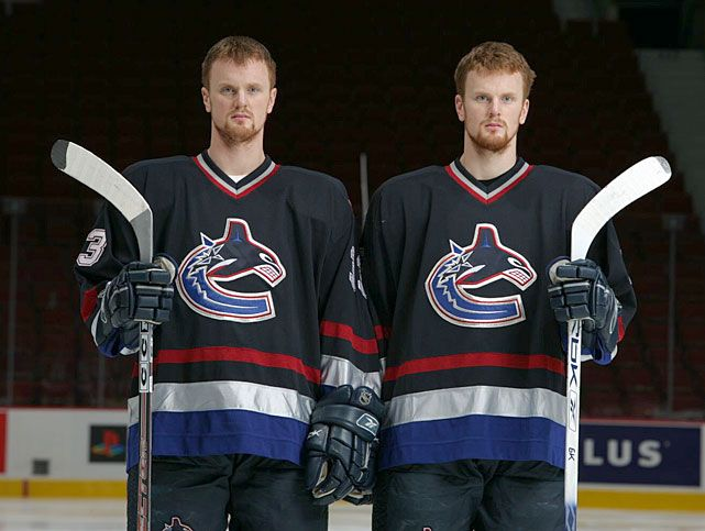 Sedin Twins	Vancouver Canucks
