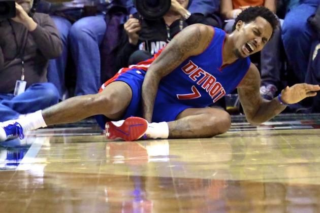 http://www.meganmedicalpt.com/ Brandon Jennings Injury: Updates on Pistons Star's Achilles and Return