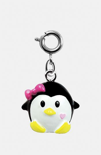 CHARM IT!® 'Baby Penguin' Charm (Girls) available at #Nordstrom