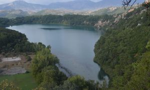 Lake Ziru / Λίμνη Ζηρού