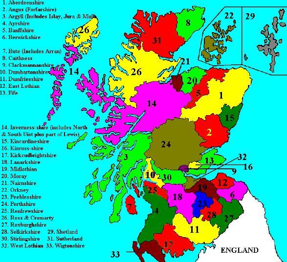 Scottish Genealogical Resources