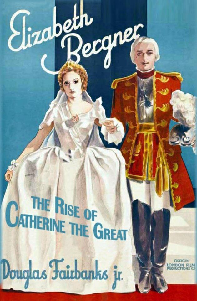 The Rise of Catherine the Great - 1934