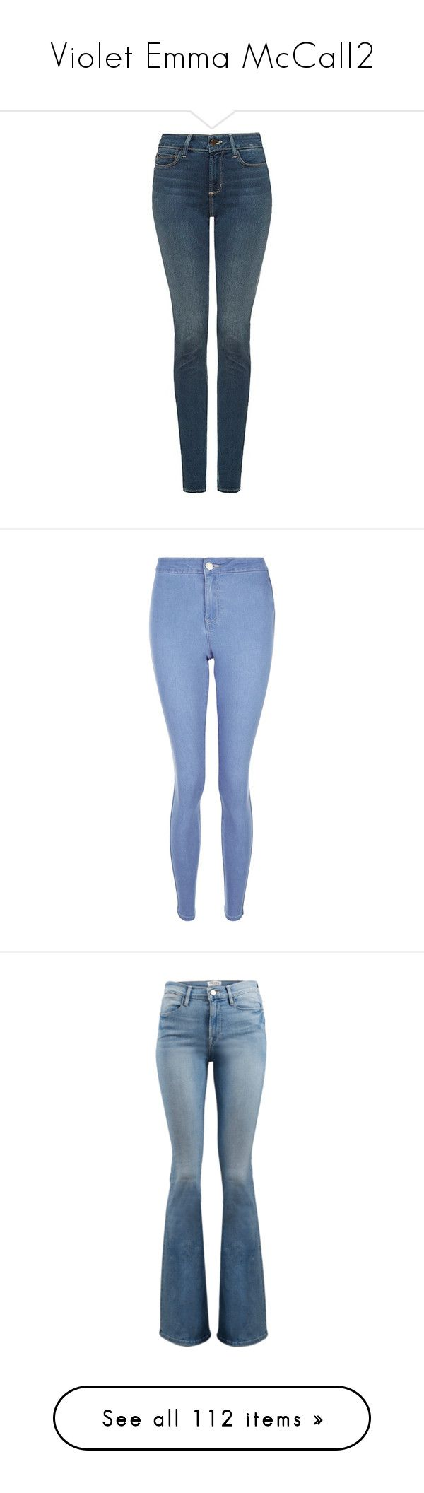 """""""Violet Emma McCall2"""" by cheyleexox ❤ liked on Polyvore featuring jeans, pants, bottoms, calças, pantalones, super stretch jeans, patterned jeans, slim fit jeans, stretch jeans and nydj jeans"""
