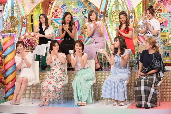 7 23 火 ロンドンハーツ 本音で書かせた 女芸能人たちのリアル評価gp 芸能人 女性 テレビ朝日