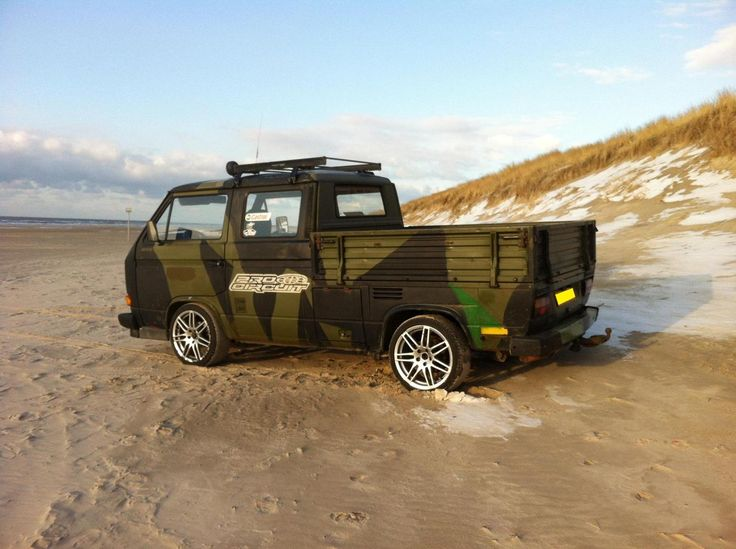 VW t3 doka solgt :/