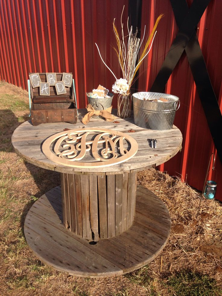 Wedding Guest Book Idea Wooden Monogram For Friends Family To Sign