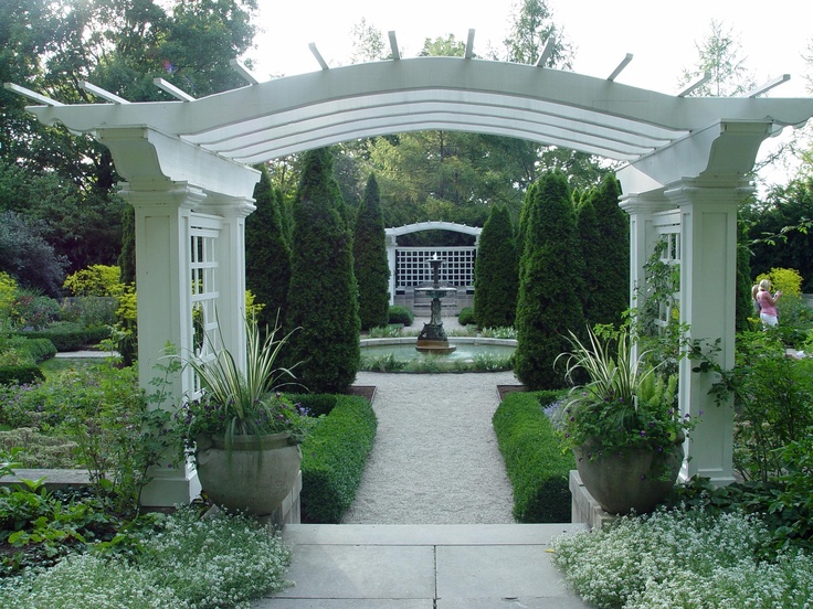If I Had All The Time And Money In The World...   Greenery   Pinterest    Pergolas, Arbors And Gardens