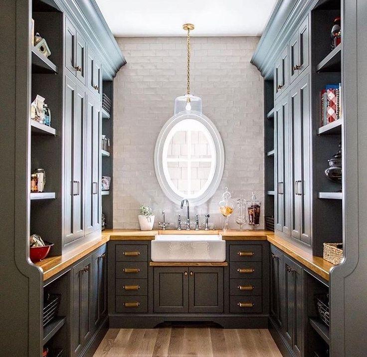 Butler's pantry Source: Build Prestige Homes