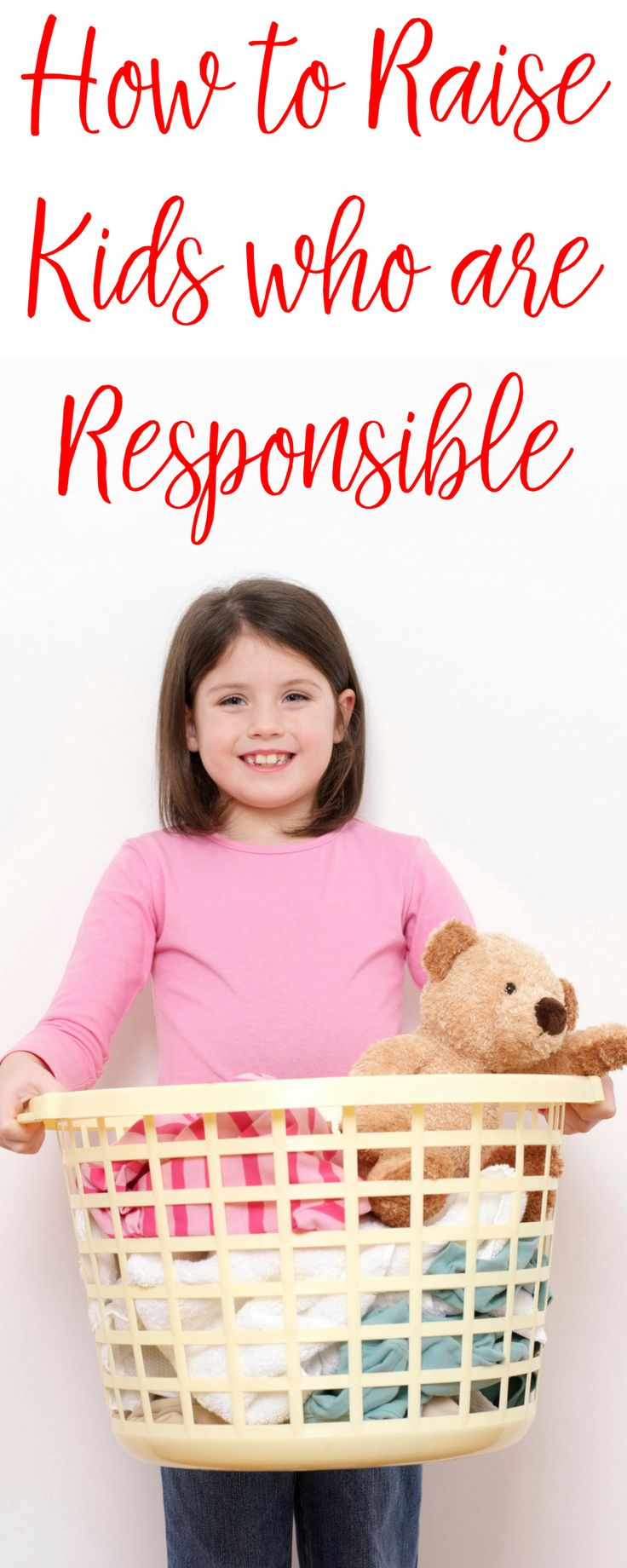 How do you raise kids who are responsible? Try one of these 5 tips. | raising responsible kids | raising kids with character | raising kids with value | raising children | raising children with character | raising responsible children