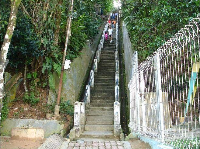 TANGGA = stairs