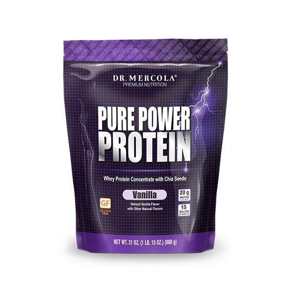 A wide variety of protein powders allows you to choose the type that's right for you. http://proteinpowder.mercola.com/