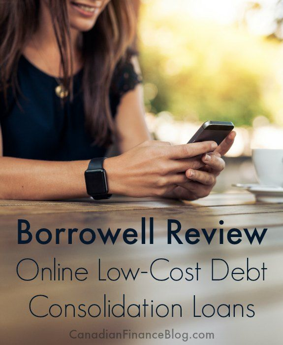 Borrowell Review: Online Low-Cost Debt Consolidation Loans: Borrowell is an an online debt consolidation loan that's one of the easiest ways for Canadians to lower their interest rates on credit card debt. #Review #OnlineLoans - http://canadianfinanceblog.com/borrowell-review-online-low-cost-debt-consolidation-loans/