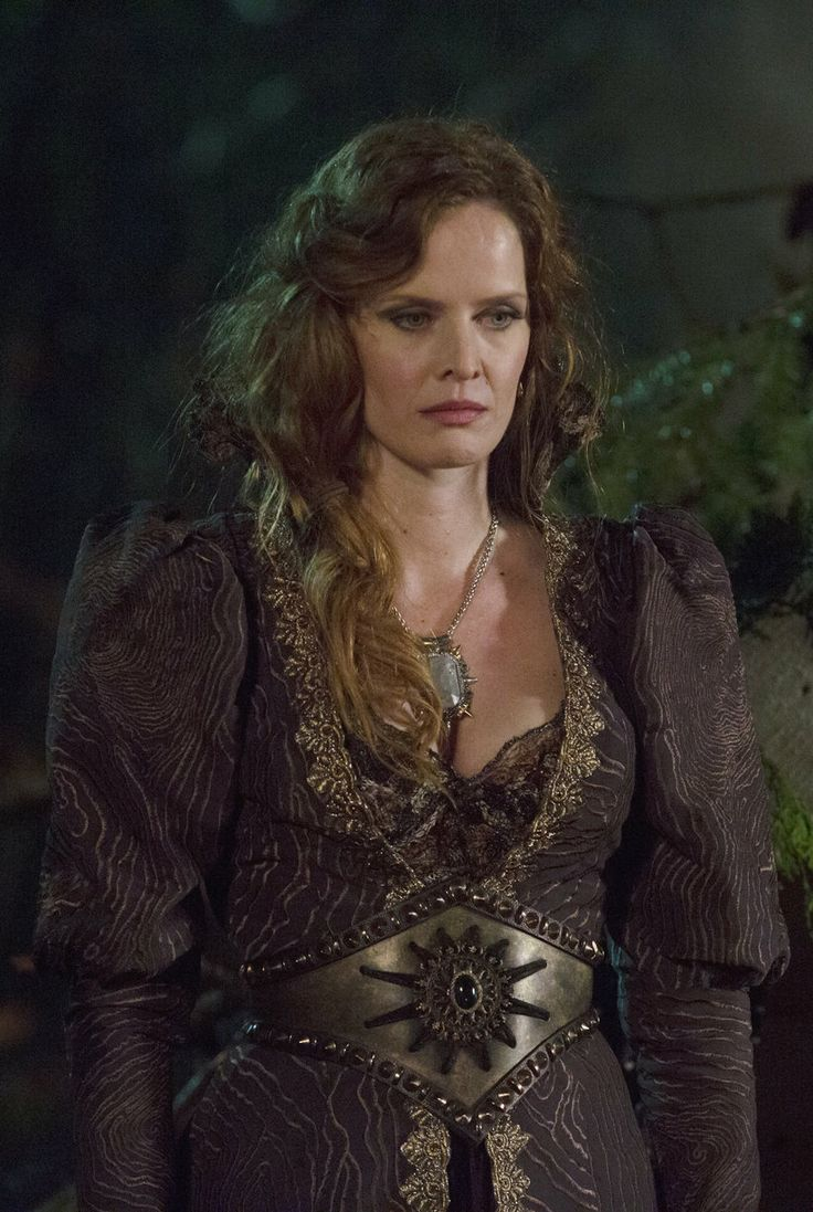 "️ ༻ ༺ Zelena~""The Wicked Witch of the West"" (Rebecca Mader ..."