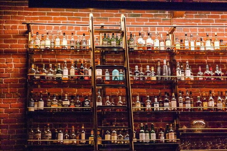 The Whiskey Library, Portland, ME