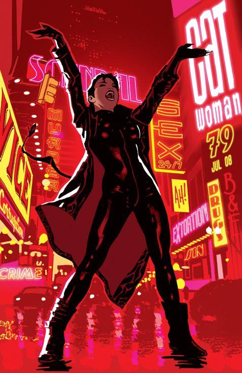 Adam Hughes - Catwoman 79