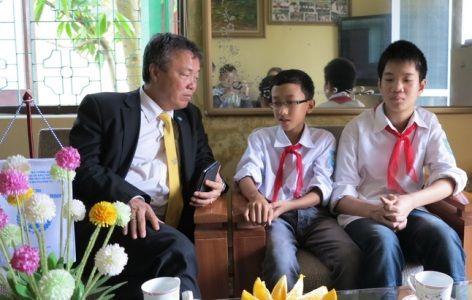 Trung tâm gia sư Toán tài năng trẻ tại tpHCM.