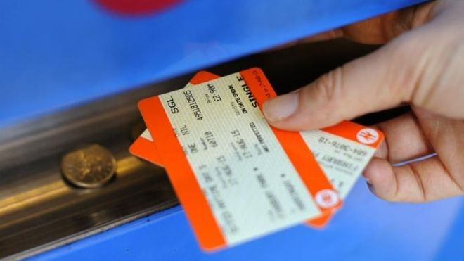 Some passengers are being priced off the railways. Train fares in Britain will go up by an average of 2.3% from 2 January, the rail industry has announced.  The increase covers both regulated fares, which includes season tickets, and unregulated fares, such as off-peak leisure tickets.  The rise in regulated fares had already been capped at July's Retail Prices Index inflation rate of 1.9%. Unregulated fares face no cap.