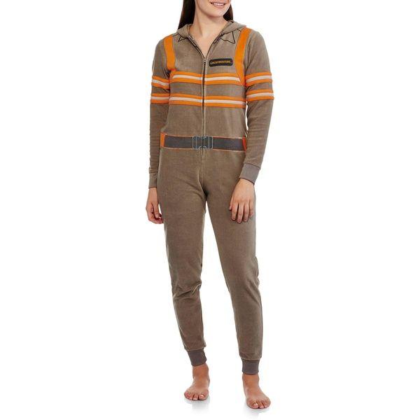 Ghostbusters Womens Union Suit Onesie Pajamas (S 3-5) – Latest