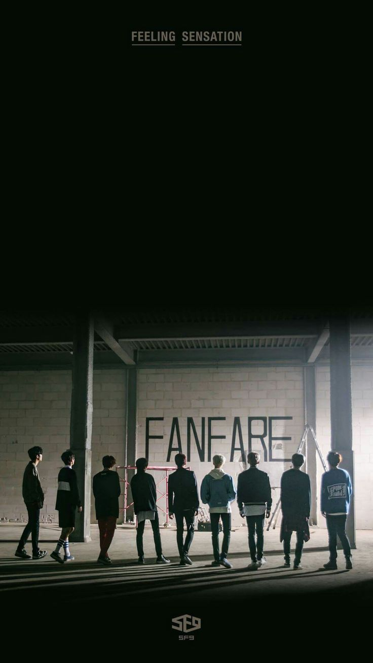 SF9 ~ I can be your fantasy