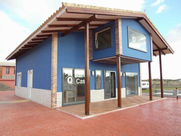 90 best images about casas prefabricadas de acero y hormigon on pinterest house guadalajara - Casas prefabricadas hormigon ...