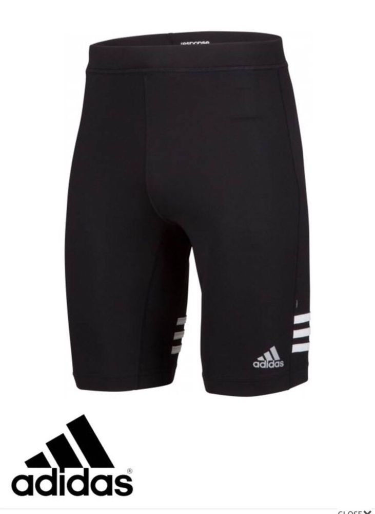 Technology Adidas Free Mens Cycling Shorts Climalite amp; Reflective UYUa7wx