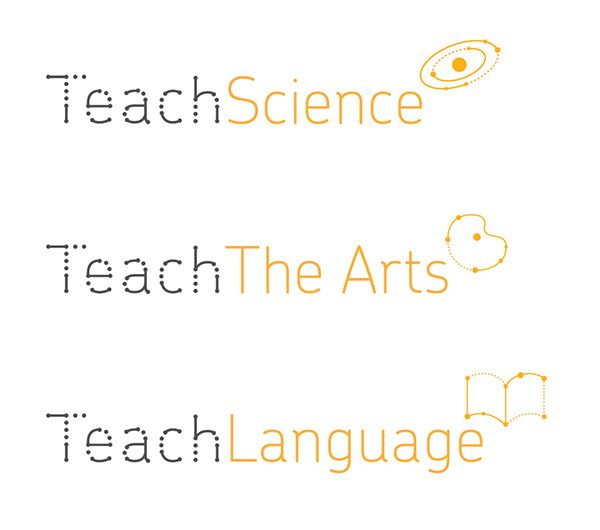 NPR Studio360: Rebranding Teachers on Behance